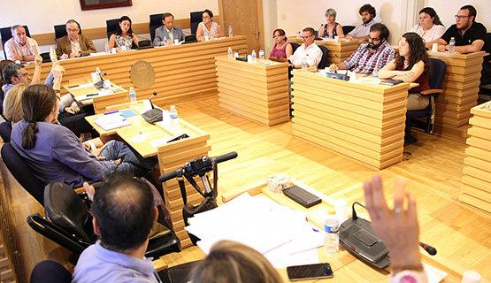 Pleno del Ayuntamiento de Ciudad Real | Foto: C. Manzano - lanza.com