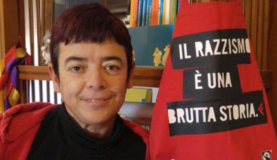 María José Aguilar, catedrática y dirigente castellano-manchega de Podemos