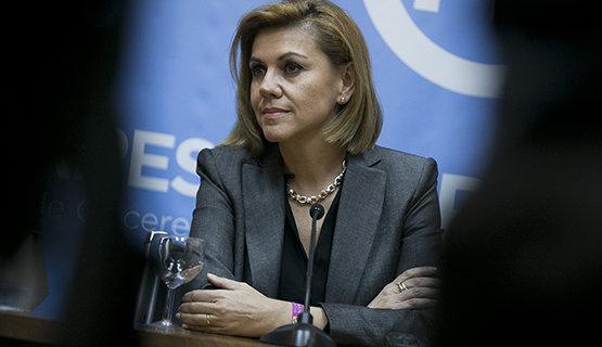 María Dolores de Cospedal, expresidenta de Castilla-La Mancha | Foto Archivo