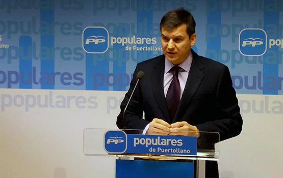 El exconcejal del Partido Popular de Puertollano, Joaquín García‑Cuevas | Archivo