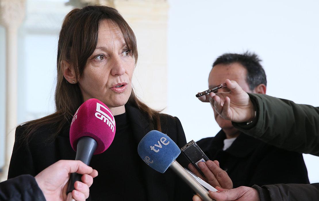 Imaculada Herranz, consejera para la Coordinación del Plan de Garantías Ciudadanas