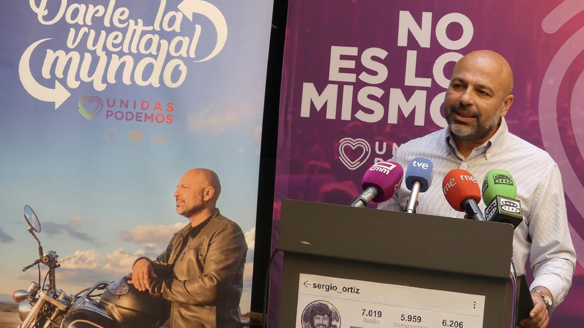 "Los sindicatos estallan contra la ""xenófoba"" promesa de Unidas Podemos sobre empleo público"
