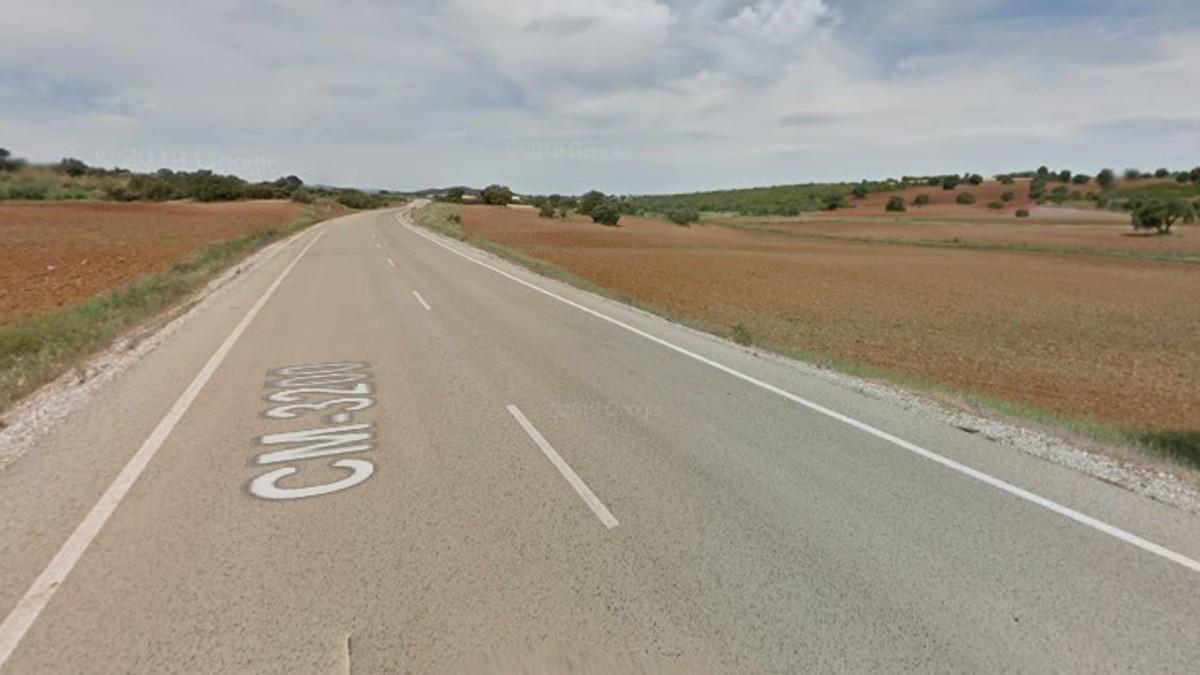 Fallece un motorista de 43 años al chocar contra un turismo en un pueblo de Ciudad Real